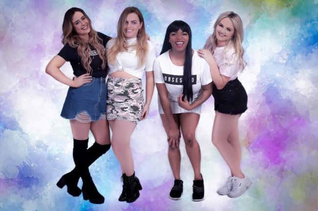 TRIBUTE NIGHT: We Love Little Mix will be at Malvern next month.