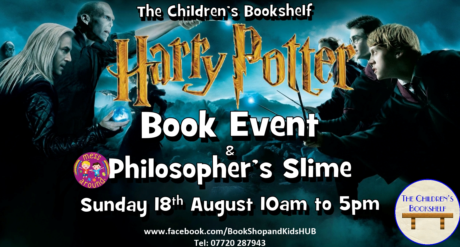 Harry Potter Book Event