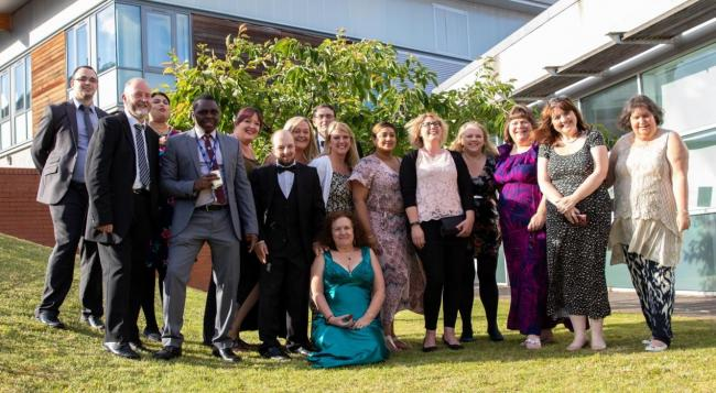 Heart of Worcestershire College's Special Educational Needs students swapped the classroom for corsages as they hosted their end of year proms!