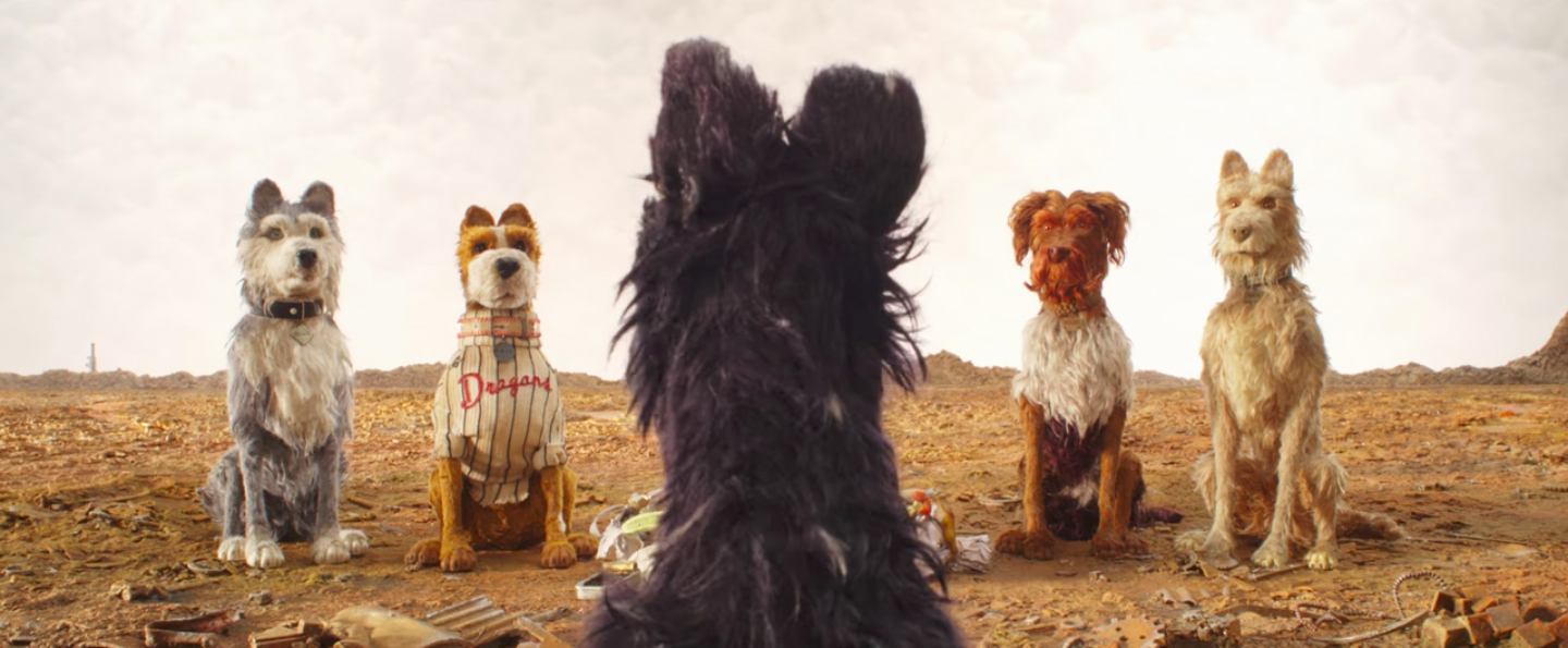 Flatpack Film Festival takes over the Mailbox: Isle of Dogs