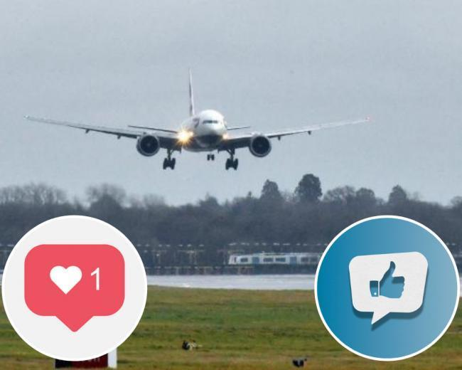 Off on holiday? New warning from police over social media. Picture: Newsquest