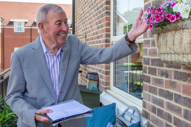 Jim Buttress. Picture: Luya PR