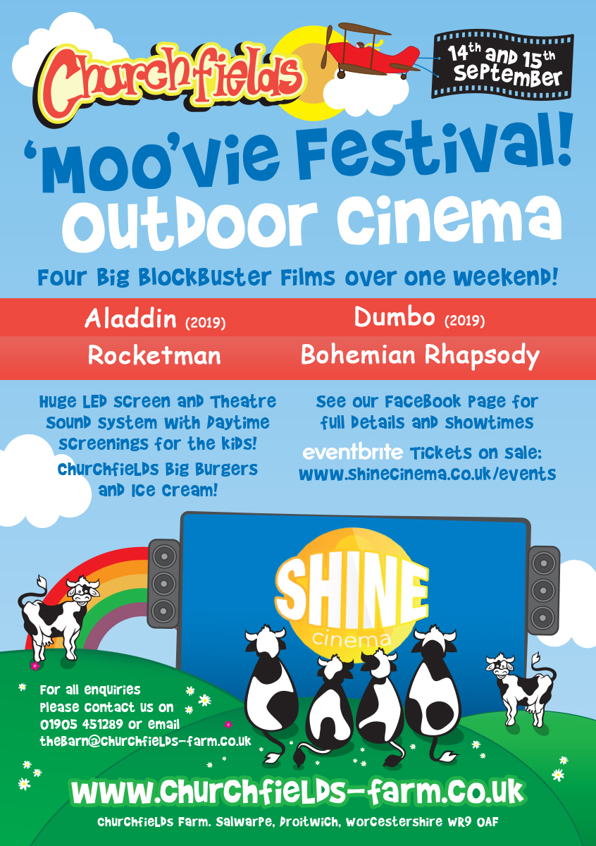 'Moo'vie Fest - Outdoor Cinema Weekend
