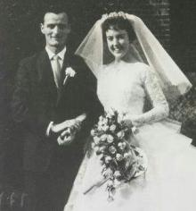 Brenda and Brian Croft