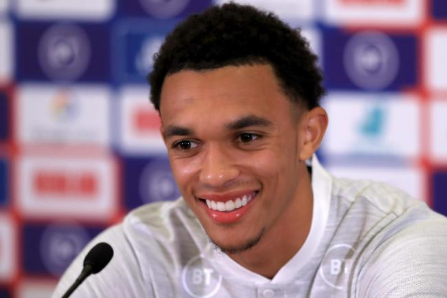 Trent Alexander-Arnold reckons England can be better defensively