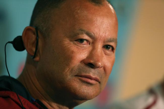 Eddie Jones' England face New Zealand in the World Cup semi-finals on Saturda
