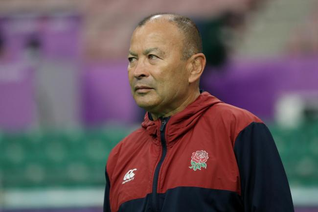 Eddie Jones has heaped pressure on New Zealand