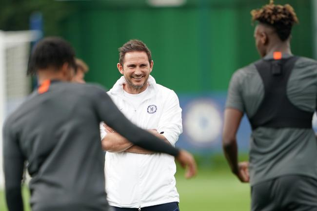 Frank Lampard has put his faith in youth this season