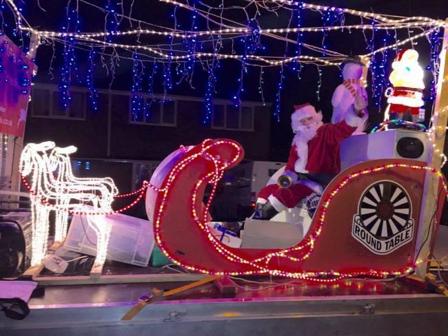 Santa is coming to Redditch this Christmas, but only if you've been good!
