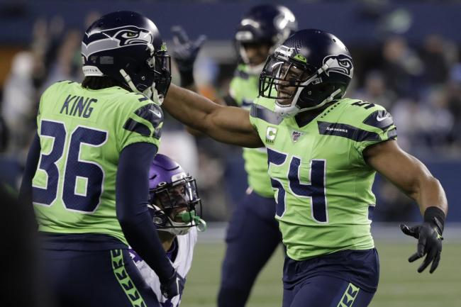 Seattle overcame the Vikings in a Monday night thriller