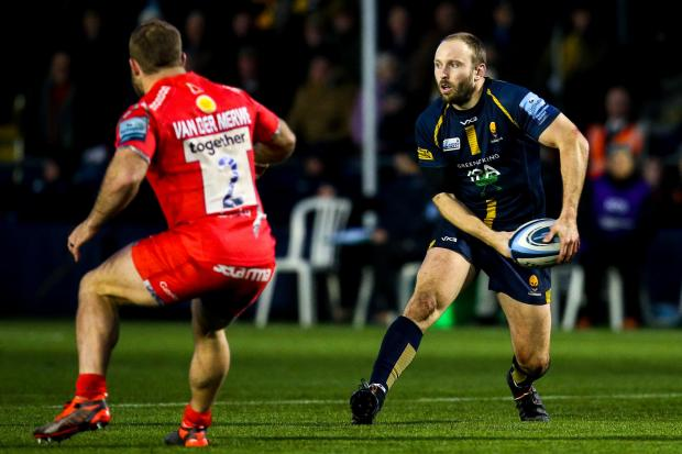 Chris Pennell. Picture: Robbie Stephenson/JMP