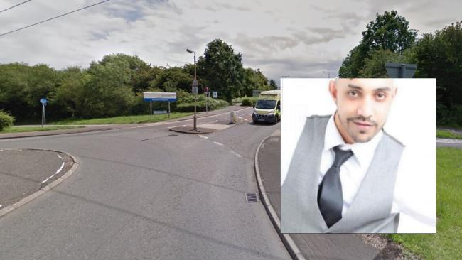 Shasad Mohamed (inset) has been called a hero after what he did.