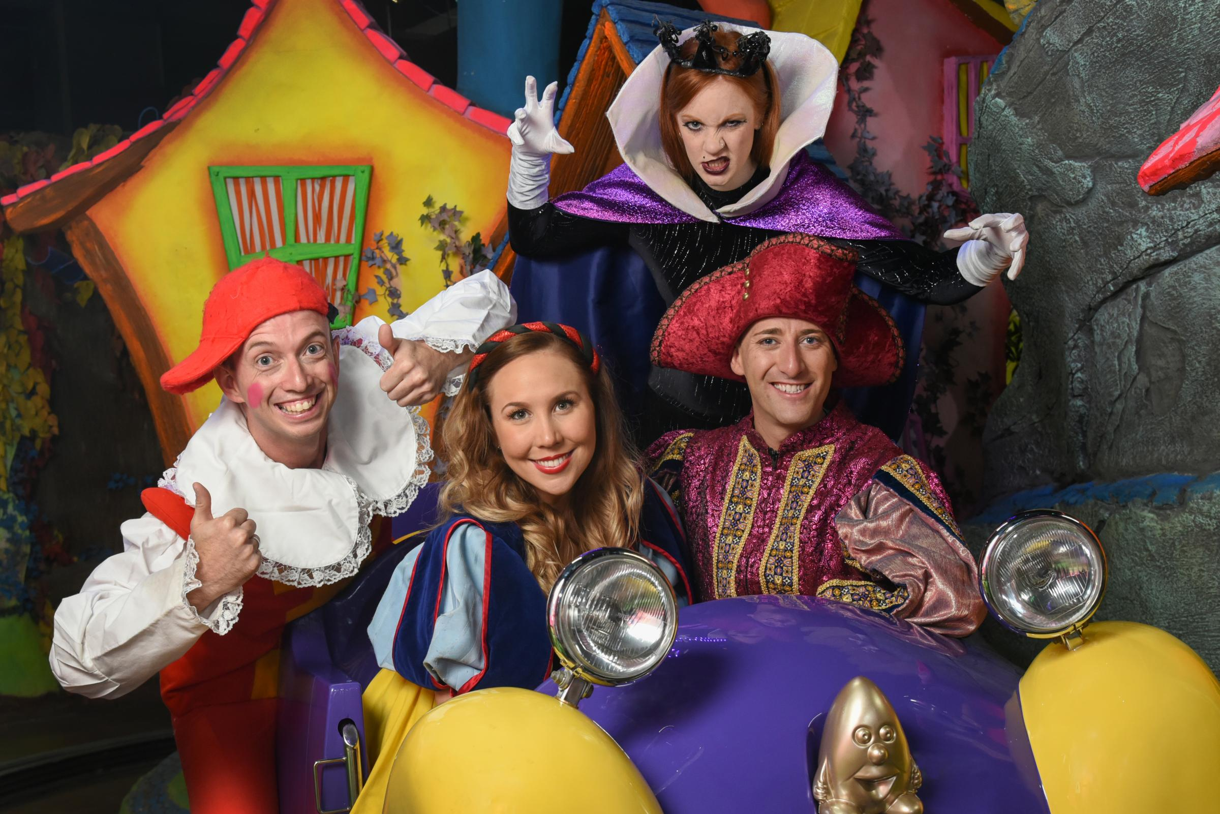 Magical festive fun continues at Cadbury World