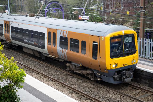 West Midlands Trains replaces managing director