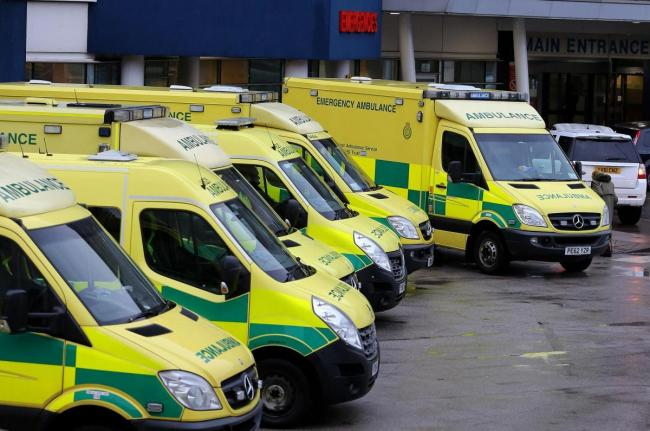 EASE: Ambulance service has created other routes to take patients to A&E