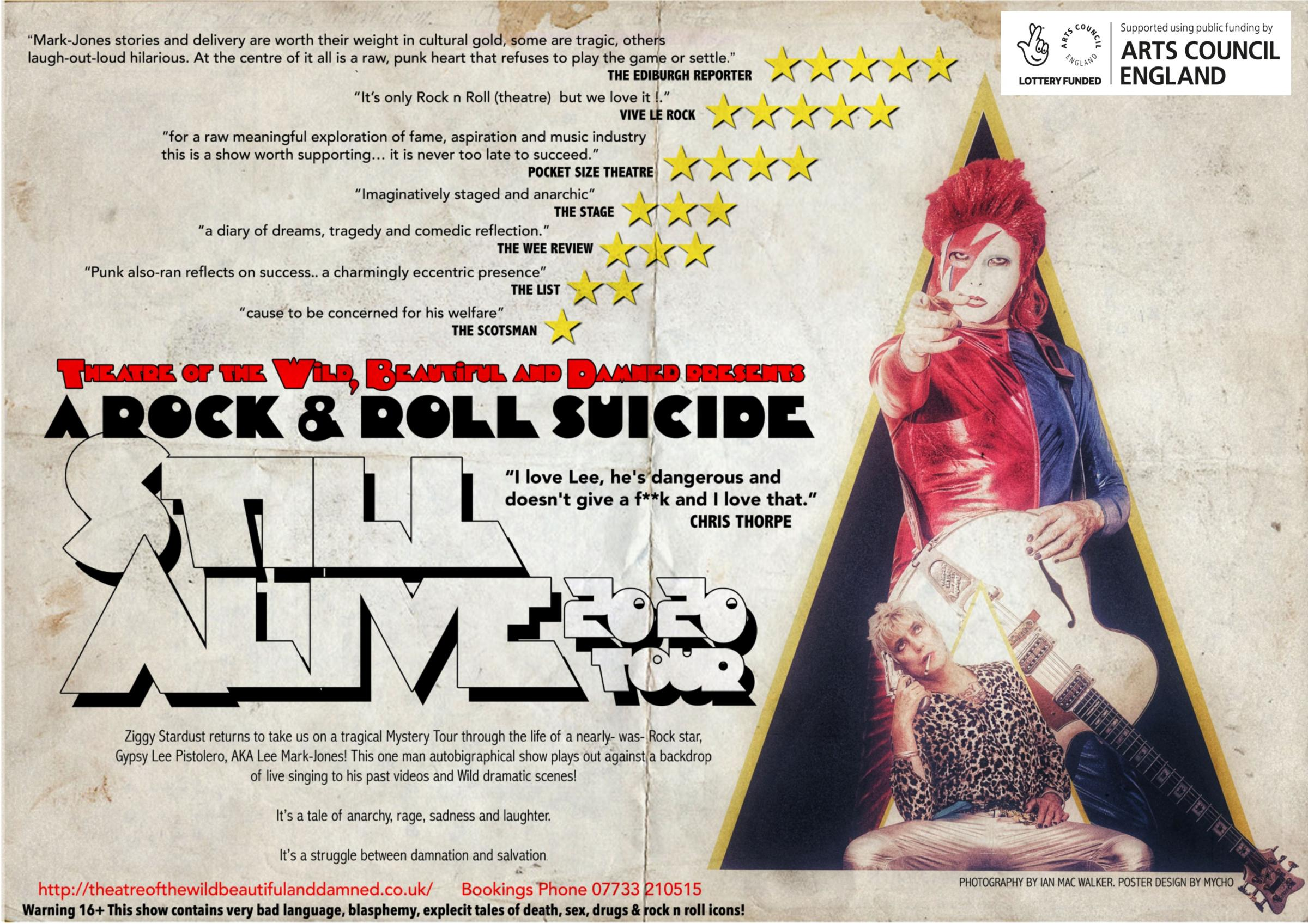 A Rock n Roll Suicide! Still Alive?
