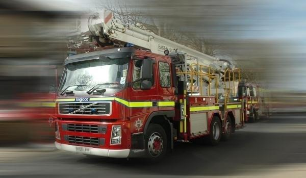 A crew from Redditch fire station was called to Caynham Close on Monday night.