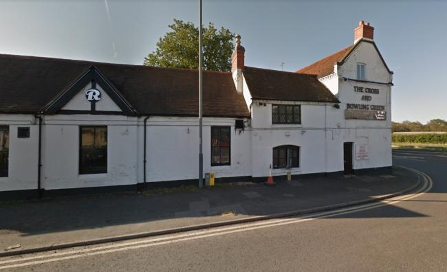 GOING: The Cross And Bowling Green on Alcester Road