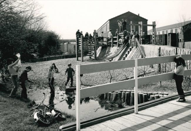 This picture from our archives was first published in December 1975.