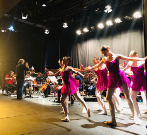 'An American in Paris' Ballet with ESO & Academy Theatre Arts