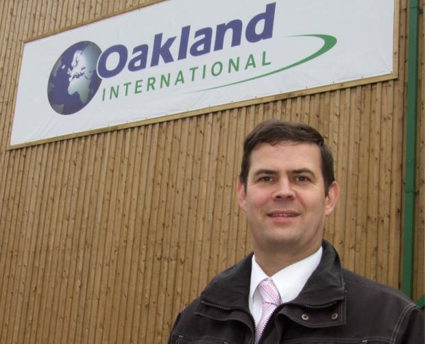 Oakland International co-founder and chief executive Dean Attwell.