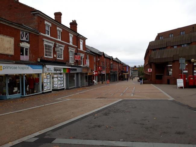 Redditch Town Centre