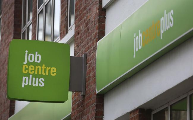 Benefit claims rise in Redditch