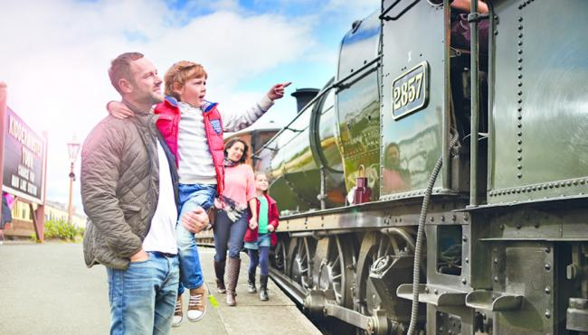 The Severn Valley Railway is reopening for daily passenger services