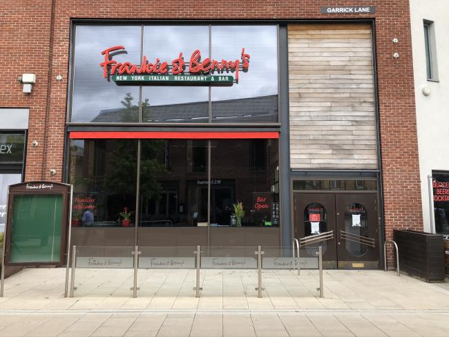 Hereford's Frankie & Benny's restaurant in Old Market is set to close permanently