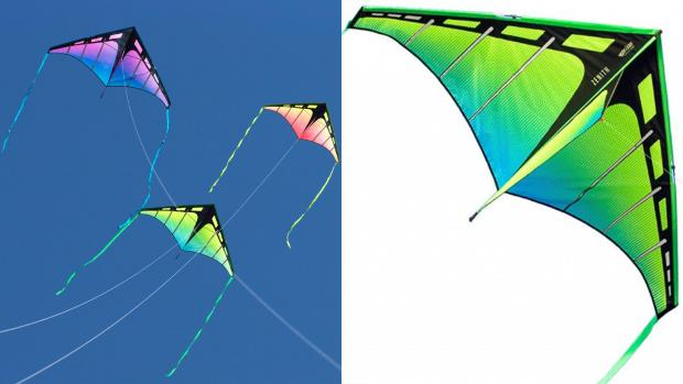 Redditch Advertiser: Have a high-flying adventure with this colourful kite. Credit: Prism