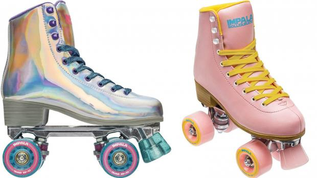 Redditch Advertiser: Take part in this summer's hottest trend with these roller skates. Credit: Impala / Amazon