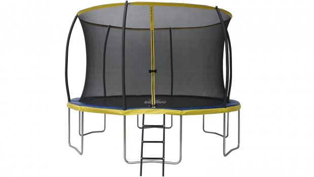 Redditch Advertiser: Get some air with this trampoline. Credit: Zero Gravity / Amazon