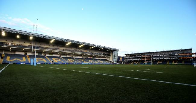 EMPTY: Sixways Stadium, home of Worcester Warriors. Pic. Robbie Stephenson/JMP
