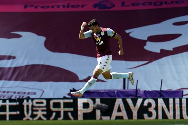 Trezeguet's double boosted Aston Villa's chances of safety