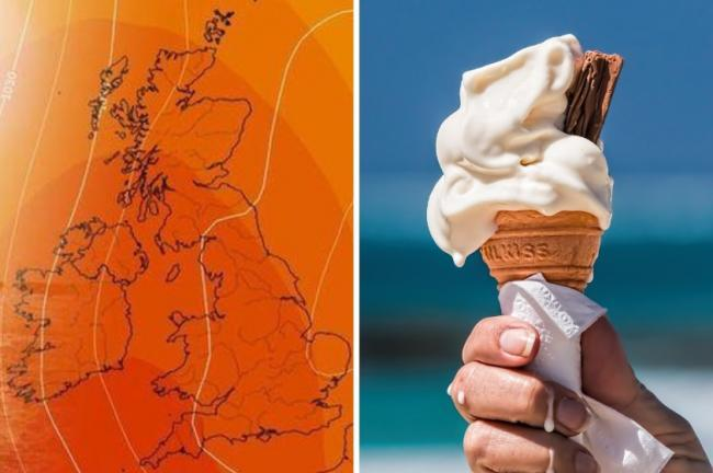 Met Office weather: UK weekend heatwave means it'll be hotter than Caribbean