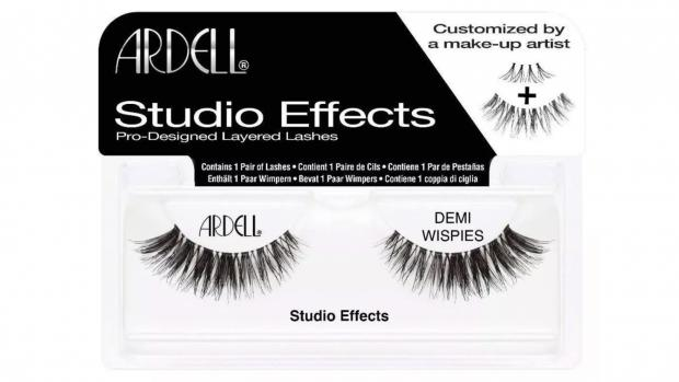 Redditch Advertiser: When you want to feel extra glam, try a pair of the Ardell Eyelash Demi Wispies Studio Effects. Credit: Ardell