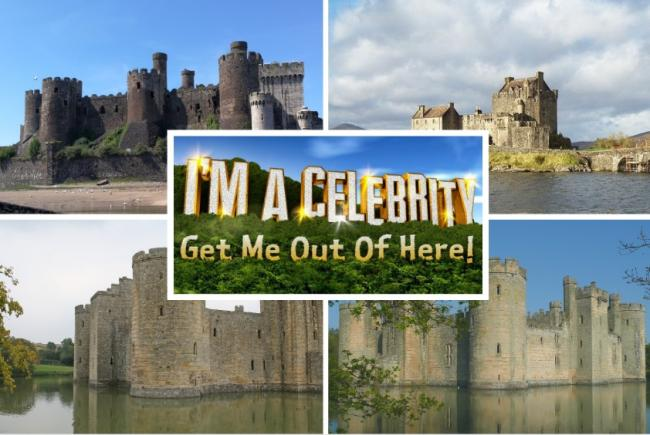 I'm a Celebrity: Several ruined castles in the UK where the ITV show could take place. Picture: Newsquest
