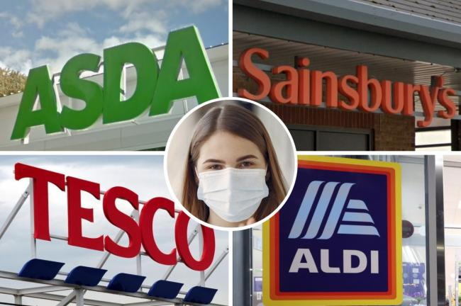 Asda, Aldi, Tesco, Lidl, Sainbury's, Co-op and Morrisons reveal if purchase limits will return. Picture: Newsquest