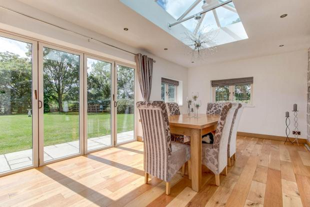 Redditch Advertiser: The orangery. Picture: Zoopla