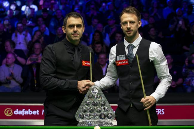 Ronnie O'Sullivan and Judd Trump will meet again in the Northern Ireland Open final