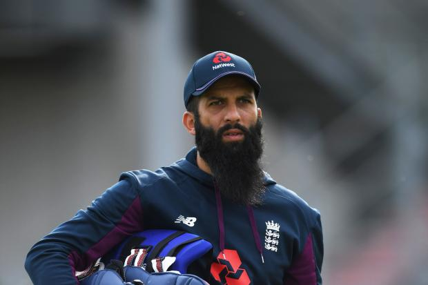 File photo dated 15-09-2020 of England's Moeen Ali. PA Photo. Issue date: Monday January 4, 2021. England all-rounder Moeen Ali has tested positive for Covid-19 in Sri Lanka, the England and Wales Cricket Board has announced. See PA Story CRICKET Engl