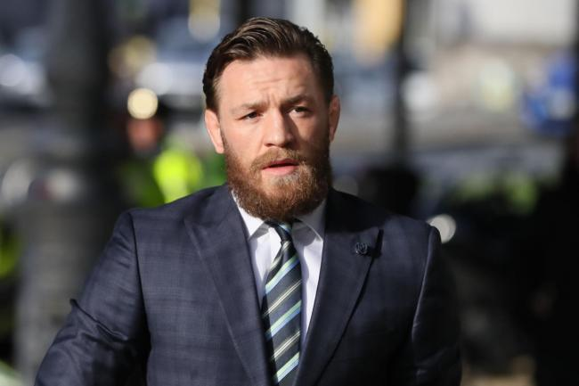 Conor McGregor is a former two-weight UFC champion (Brian Lawson/PA)