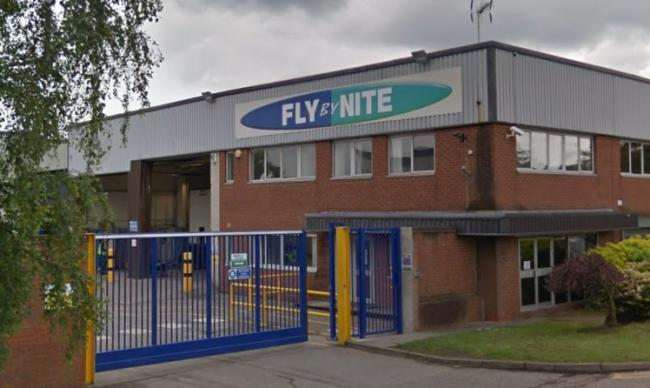 Fly By Nite in Redditch. Picture: Google Maps