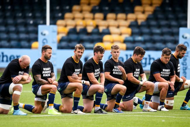 Worcester Warriors v Gloucester Rugby 150820