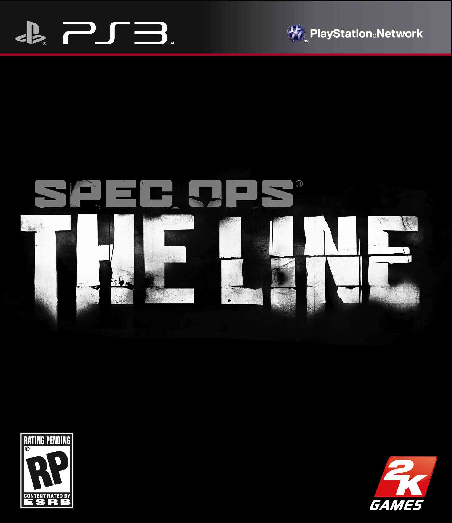Spec Ops : The Line - A shooter with a great story.