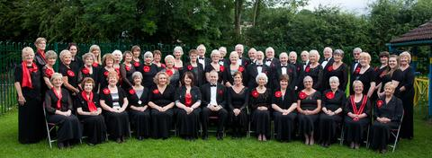 Arrow Vale Singers is ready to welcome new members this autumn