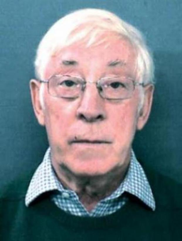 Sex offender Edward Roberts, who has been stripped of his CBE