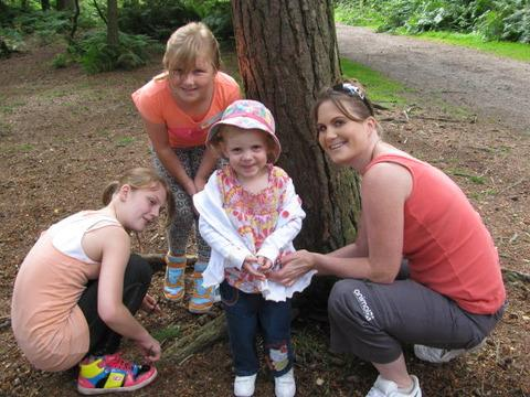 Lots of fun on a trip to Lickey Hills Country Park