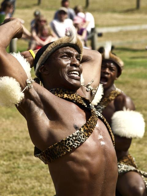 A breathtaking performance from Zulu Tradition is coming to Feckenham