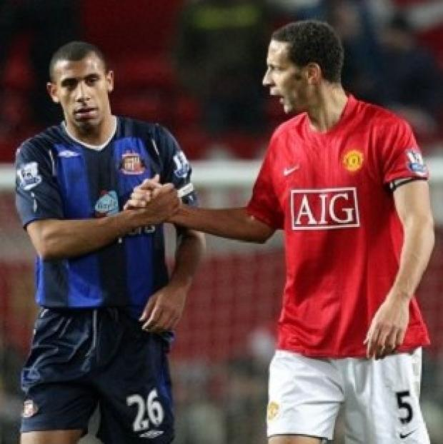 Redditch Advertiser: Anton Ferdinand, left, and Rio Ferdinand said they want to work with the Kick it Out campaign